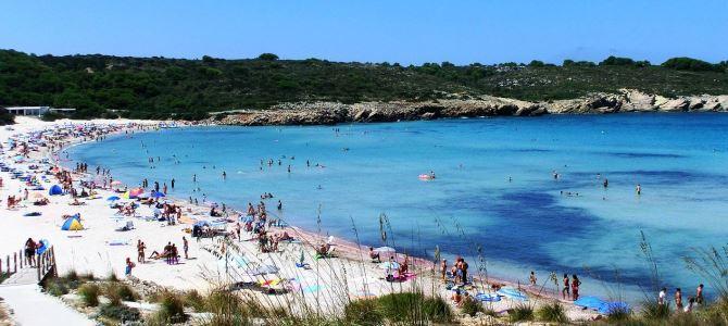 Dovolená na Menorca – Platja des Grau, Španělsko