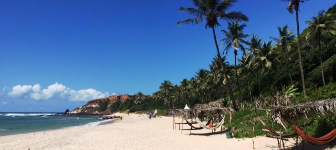 Kráska jménem Praia do Futuro #Cestování