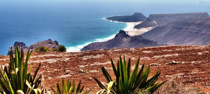 Nejkrásnější dovolená Ostrov Sao Vicente, pláž Calhau, Kapverdské ostrovy
