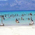 Alanya, Kleopatřina pláž, Turecko