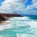 Fuerteventura, Playa de Viejo Rey, Kanárské ostrovy