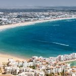 Agadir, Agadir Beach, Maroko