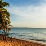 Puttuvil, pláž Arugam Bay, Srí Lanka